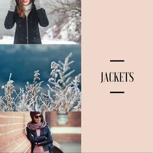 Jackets 🧥